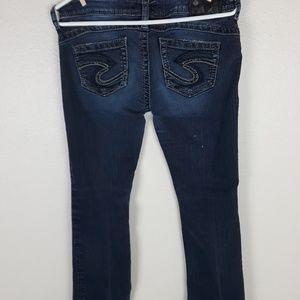 Silver Jeans Pants - Silver jeans size w 29 L 31.G14